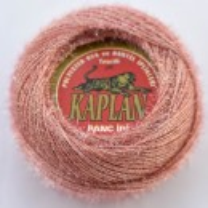 Fir de crosetat polyester KAPLAN KRISTAL PUDRA1