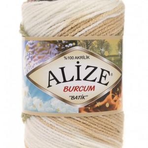 Fir de tricotat sau crosetat - Fir ACRILIC ALIZE BURCUM BATIK DEGRADE 1893