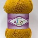 Fir de tricotat sau crosetat - Fir ALIZE COTTON GOLD MUSTAR  02