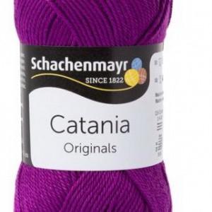 Fir de tricotat sau crosetat - Fir BUMBAC 100% MERCERIZAT CATANIA PHLOX 282