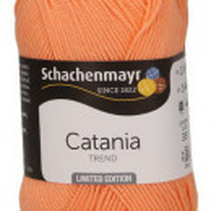 Fir de tricotat sau crosetat - Fir BUMBAC 100% MERCERIZAT CATANIA CANTALOUPE COD 288