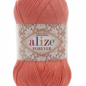 Fir de tricotat sau crosetat - Fir microfibra ALIZE FOREVER FREZ 619