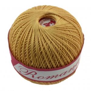 Fir de tricotat sau crosetat - Fire Bumbac 100% ROMANA - ROMANOFIR BOBINA 1319