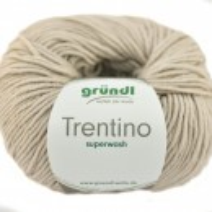 Fir de tricotat sau crosetat - Fire din lana 100% Grundl Trentino -BEJ 02