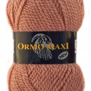 Fir de tricotat sau crosetat - Fire Nako - Ormo Maxi - ROZ - 2855