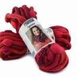 Fir de tricotat sau crosetat - Fire pretricotat esarfa COATS - IGUANA- DEGRADE 82