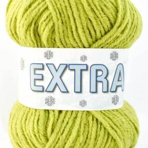Fir de tricotat sau crosetat - Fire tip mohair din acril CANGURO -EXTRA VERNIL- 318