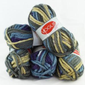 Fir de tricotat sau crosetat - Fire tip mohair din acril Nako Export - #5471