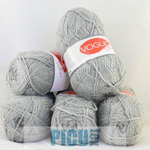 Fir de tricotat sau crosetat - Fire tip mohair din acril Nako Export - #6311