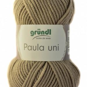 Fir de tricotat sau crosetat - PAULA UNI by GRUNDL BEJ -53