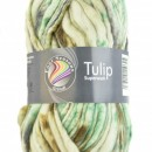Fire neregulate de tricotat sau crosetat - TULIP - Superwash - Degrade 01