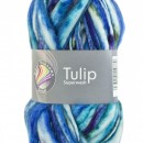 Fire neregulate de tricotat sau crosetat - TULIP - Superwash - Degrade 06