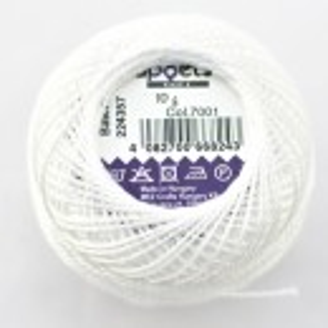 Cotton perle cod 7001