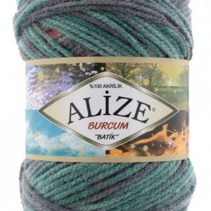 Fir de tricotat sau crosetat - Fir ACRILIC ALIZE BURCUM BATIK DEGRADE 7399