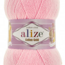 Fir de tricotat sau crosetat - Fir ALIZE COTTON GOLD ROZ 518