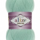 Fir de tricotat sau crosetat - Fir ALIZE COTTON GOLD VERNIL 15