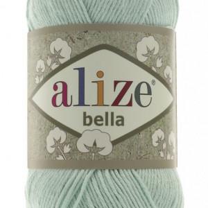 Fir de tricotat sau crosetat - Fir BUMBAC 100% ALIZE BELLA - VERNIL 266