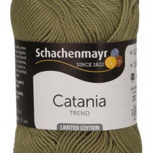 Fir de tricotat sau crosetat - Fir BUMBAC 100% MERCERIZAT CATANIA KHAKI COD 289