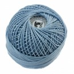 Fir de tricotat sau crosetat - Fire Bumbac 100% ANGELICA ROMANOFIR BOBINA BLEO 1231