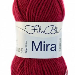 Fir de tricotat sau crosetat - Fire Filo Blu - MIRA - 5 - MAGENTA