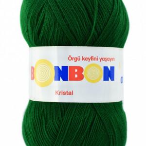 Fir de tricotat sau crosetat - Fire tip mohair din acril BONBON KRISTAL 98596