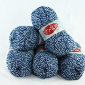 Fir de tricotat sau crosetat - Fire tip mohair din acril Nako Export - #5470