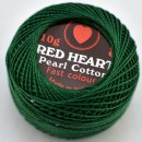 Cotton perle RED HEART cod 0212