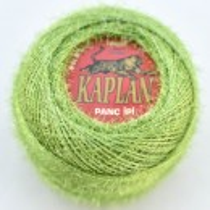 Fir de crosetat polyester KAPLAN KRISTAL 3348