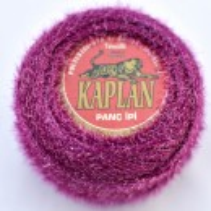 Fir de crosetat polyester KAPLAN KRISTAL 3685
