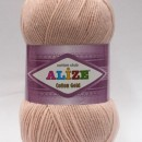 Fir de tricotat sau crosetat - Fir ALIZE COTTON GOLD CREAM 161