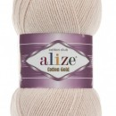 Fir de tricotat sau crosetat - Fir ALIZE COTTON GOLD CREAM 382
