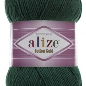 Fir de tricotat sau crosetat - Fir ALIZE COTTON GOLD PETROL 426