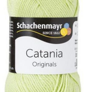Fir de tricotat sau crosetat - Fir BUMBAC 100% MERCERIZAT CATANIA VERNIL 392