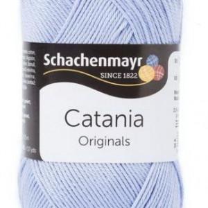 Fir de tricotat sau crosetat - Fir BUMBAC 100% MERCERIZAT CATANIA SERENITY 180