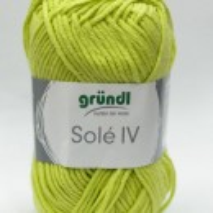 Fir de tricotat sau crosetat - Fir GRUNDL - SOLE - VERNIL - 47