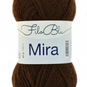 Fir de tricotat sau crosetat - Fire Filo Blu - MIRA - 14 - MARO