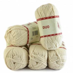 Fir de tricotat sau crosetat - Fire tip mohair din acril Nako Export - #7974-CREAM