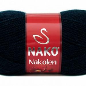 Fir de tricotat sau crosetat - Fire tip mohair din lana 50% si acril 50% Nakolen BLEOMAREN 3088