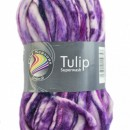 Fire neregulate de tricotat sau crosetat - TULIP - Superwash - Degrade 05