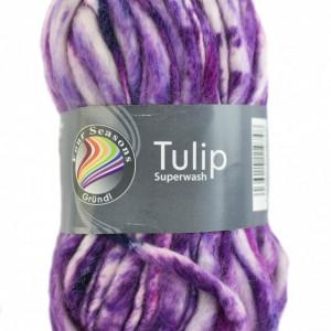 Fire neregulate de tricotat sau crosetat - TULIP - Superwash - Degrade 05