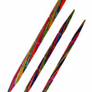 KnitPro Accesorii - set Symfonie Wood ace de cablu