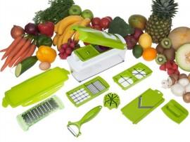 Tocator si feliator pentru fructe si legume