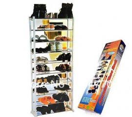 Suport incaltaminte 30 perechi Shoe Rack