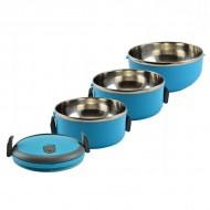 Cutie termoizolanta / Sufertas pentru mancare 2.1 Litri 3 compartimente