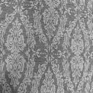Husa Multielastica Jacquard pentru canapea de 2 Locuri, cu volanas, culoare Gri