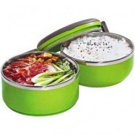 Cutie termoizolanta / Sufertas pentru mancare 1.4 Litri 2 compartimente