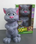 Motanul vorbitor Talking Tom 30 cm