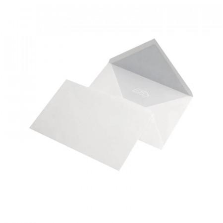Plic C6 gumat alb GPV - Set 100