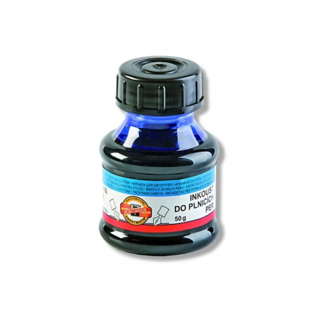 Cerneala albastra 50 ml - Koh-I-Noor
