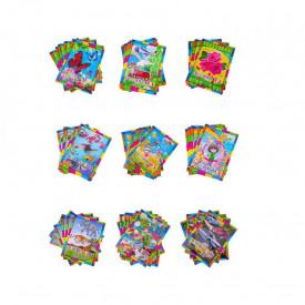 Caiet de colorat A4, 10 file